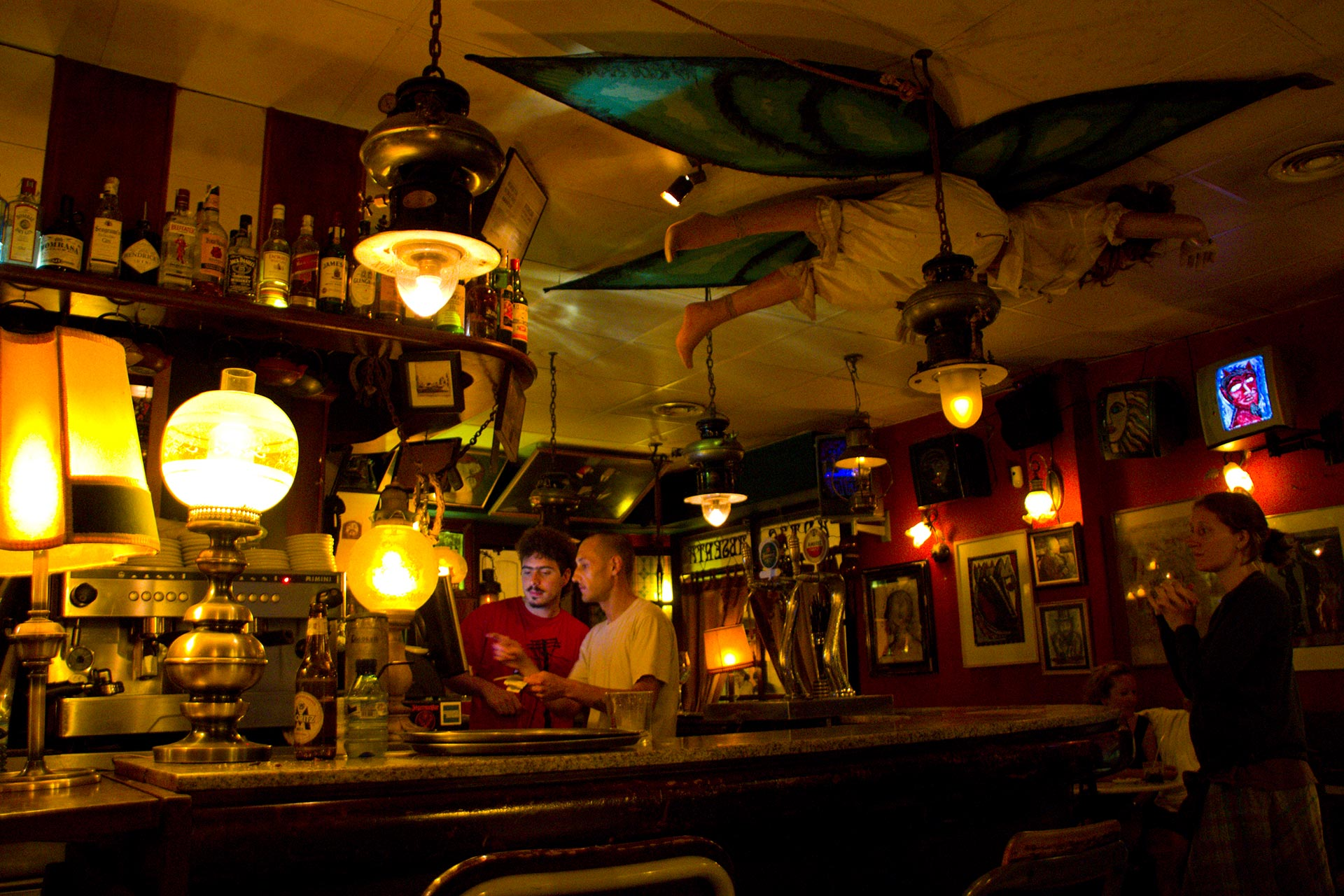 Absenta Bar © Tuulia Kolehmainen