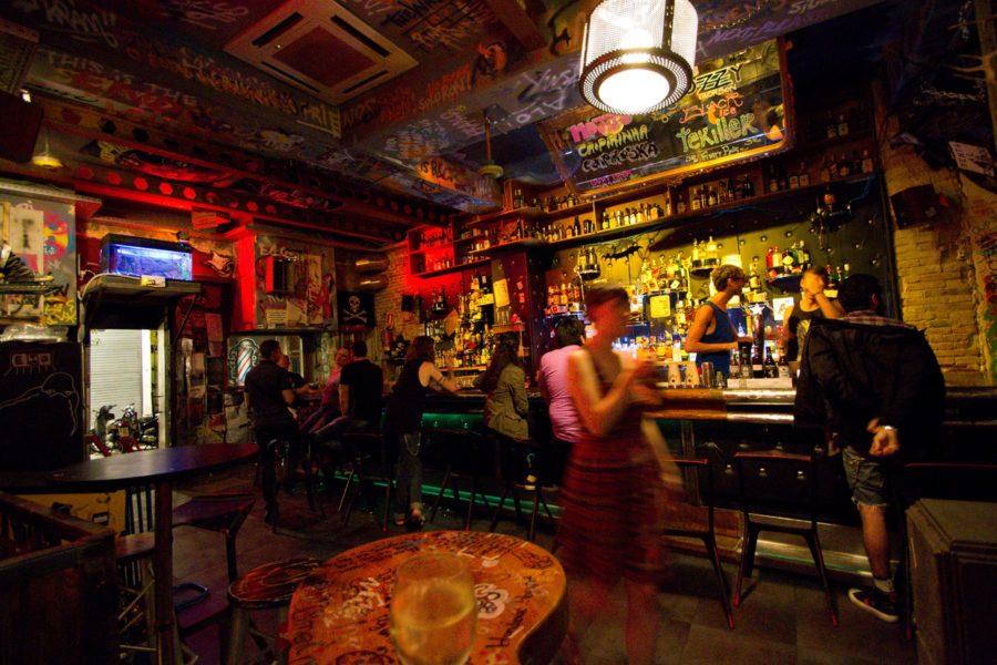 Bollocks Bar. © tripsteri.fi / Tuulia Kolehmainen