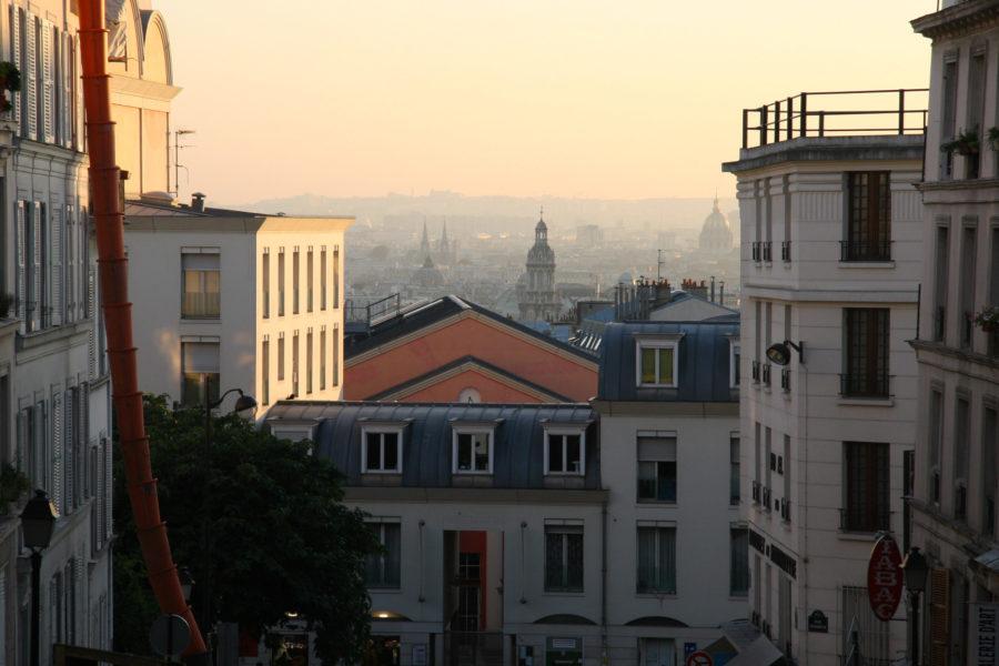 Näkymä Montmartrelta. © tripsteri.fi / Anuliina Savolainen