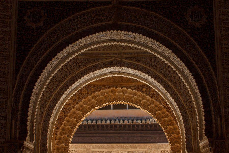 Nasriden palatsi, La Alhambrassa Granadassa. Kuva: www.SuperCar-RoadTrip.fr, CC BY 2.0