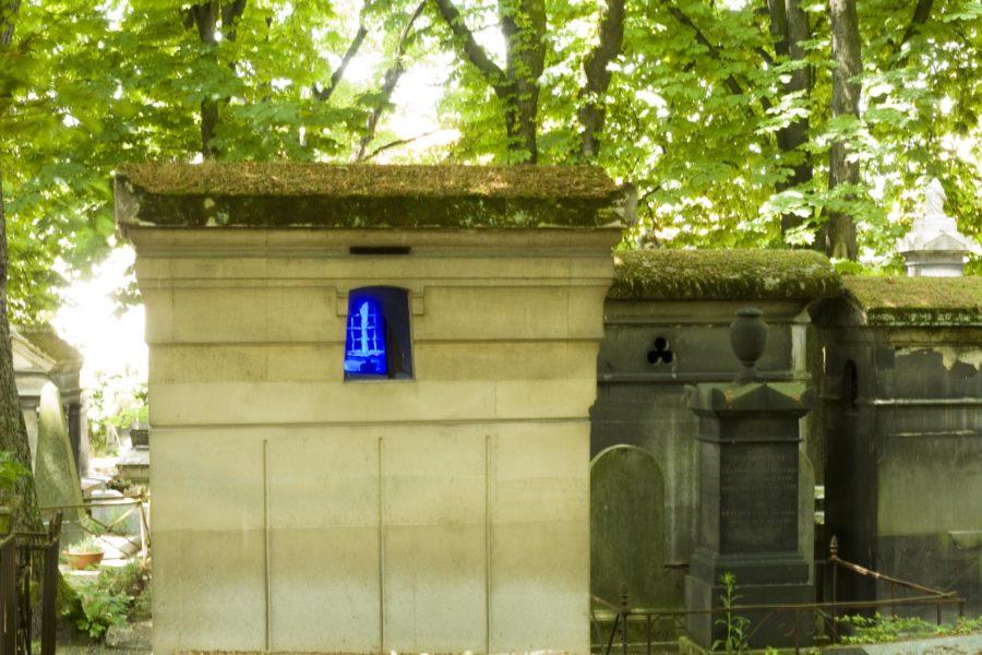 Père Lachaisen hautausmaa kutsuu mietiskelemään. © tripsteri.fi / Anuliina Savolainen