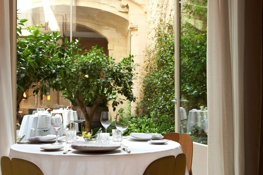 Hotellin ravintola. © Mercer