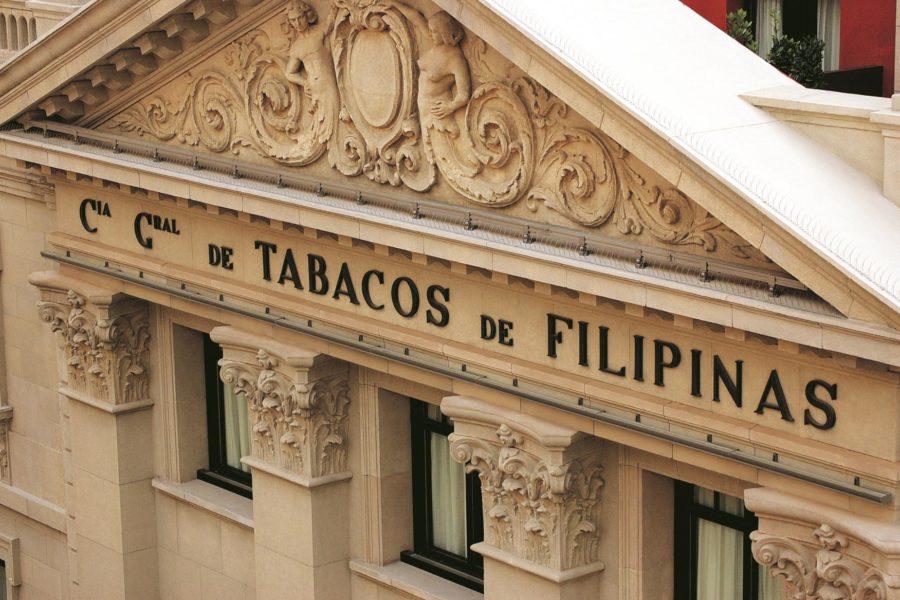 H1898 on toiminut filippiiniläisen tupakkayhtiön päämajana. © H1898