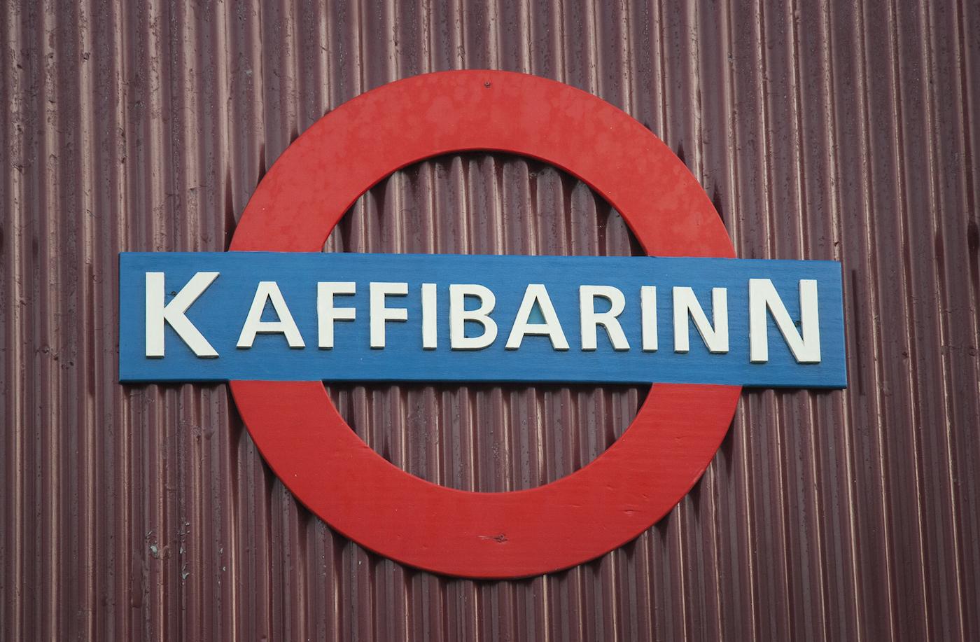 Kaffibarinn on Reykjavíkin yöelämän klassikko. Kuva: Björgvin Hilmarsson