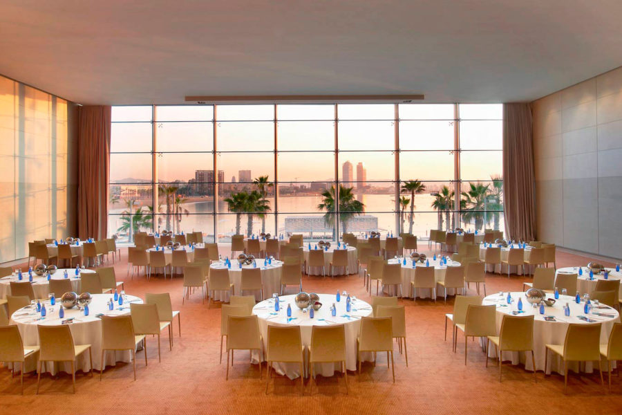 Great Room. © W Barcelona