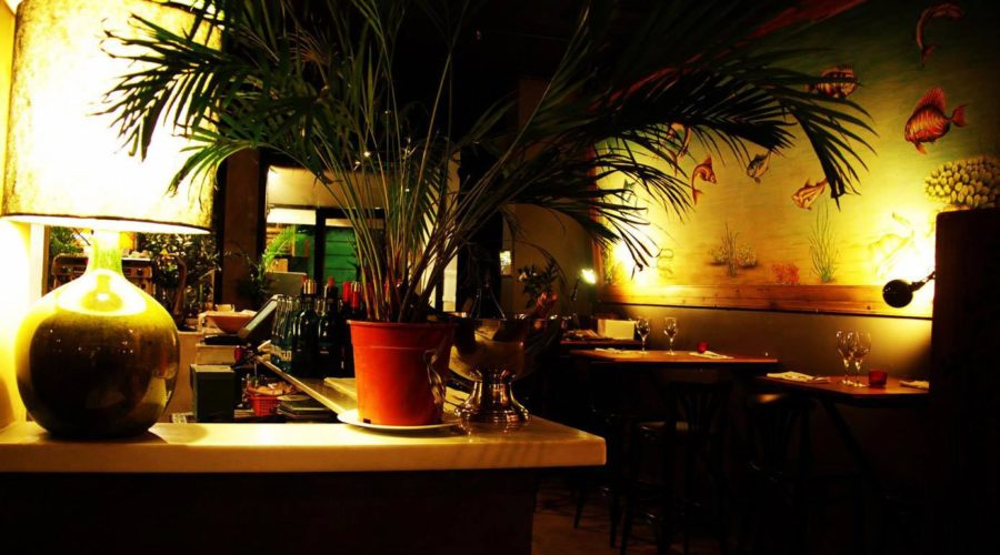 En Ville -ravintola. ©En Ville