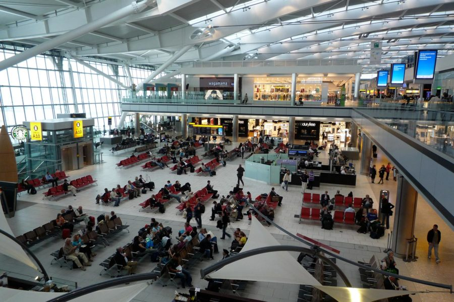 Heathrown terminaali 5. Kuva: simone.brunozzi, flickr.com, CC BY-SA 2.0