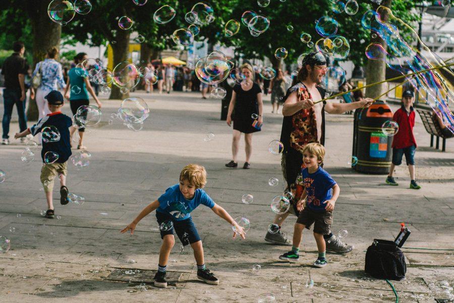 Lasten Lontoo. Kuva: Vadim Timoshkin, flickr.com, CC BY 2.0