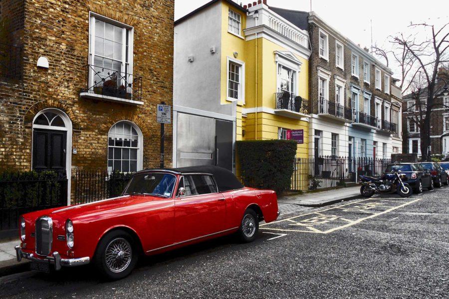 Inverness Street Camdenissa. Kuva: DncnH, flickr.com, CC BY 2.0