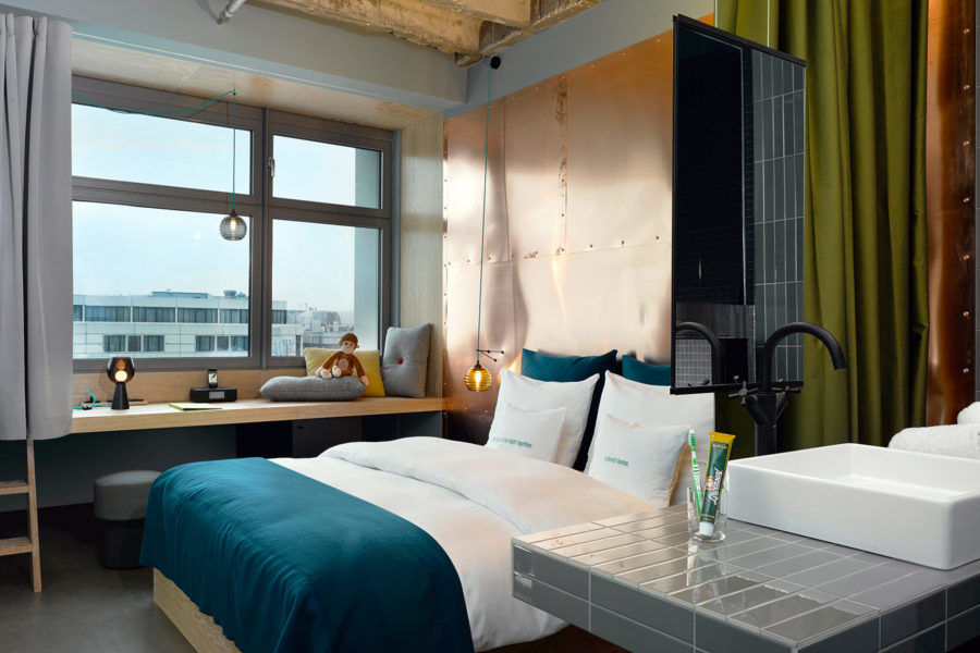 25h Hotel Bikini Berlin. © Stephan Lemke, 25hours Hotels