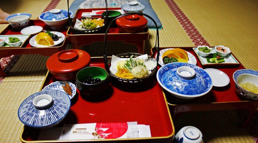 Buddhalainen ruoka on Japanissa kasvisruokaa. Kuva: Andrea Schaffer, flickr.com, CC BY-SA 2.0.