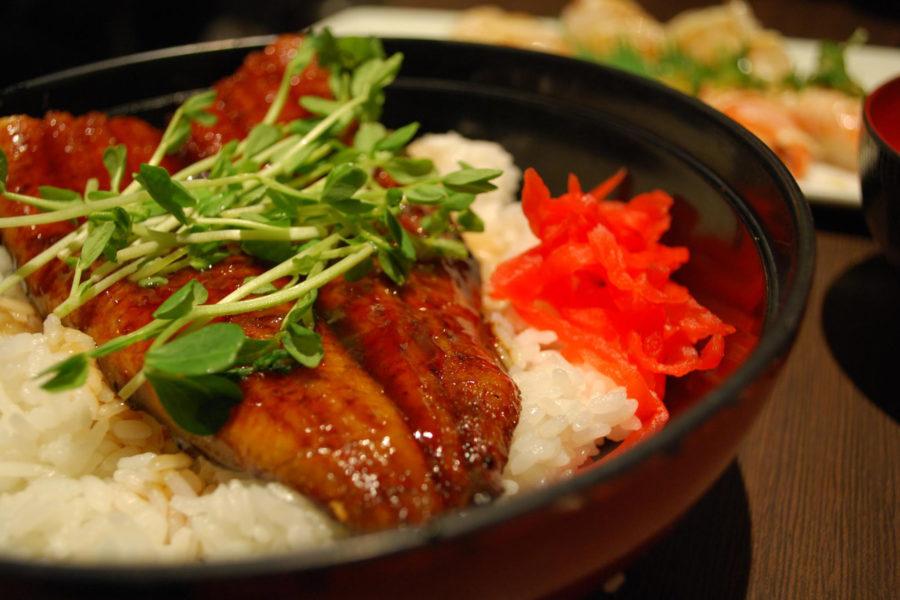 Donburi on kipollinen riisipataa eri täytteillä. Kuva: Alpha
