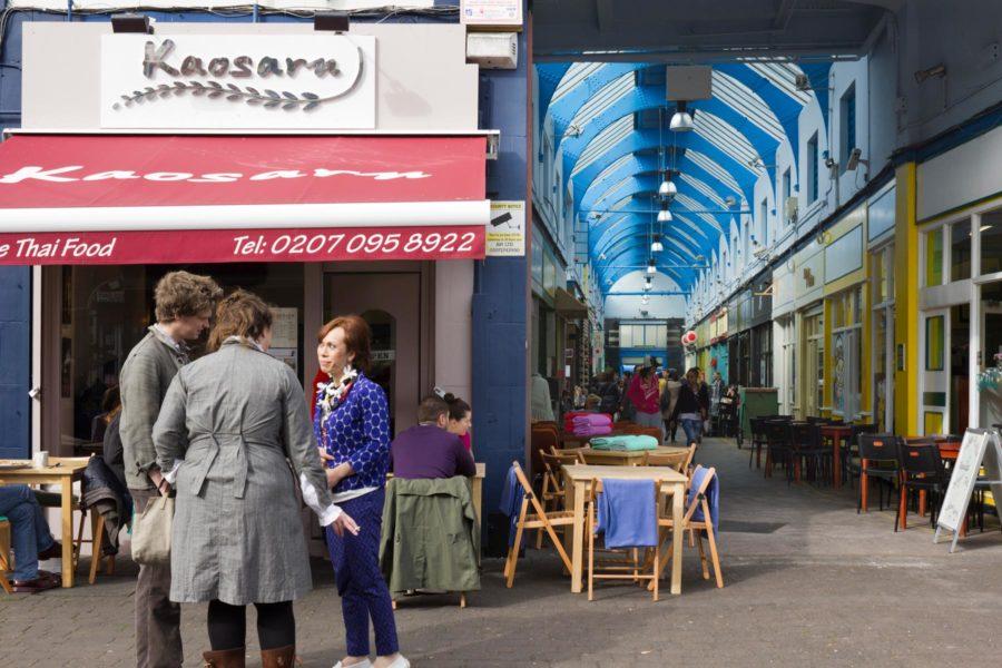 Brixton Village Market ©Milla Kontkanen