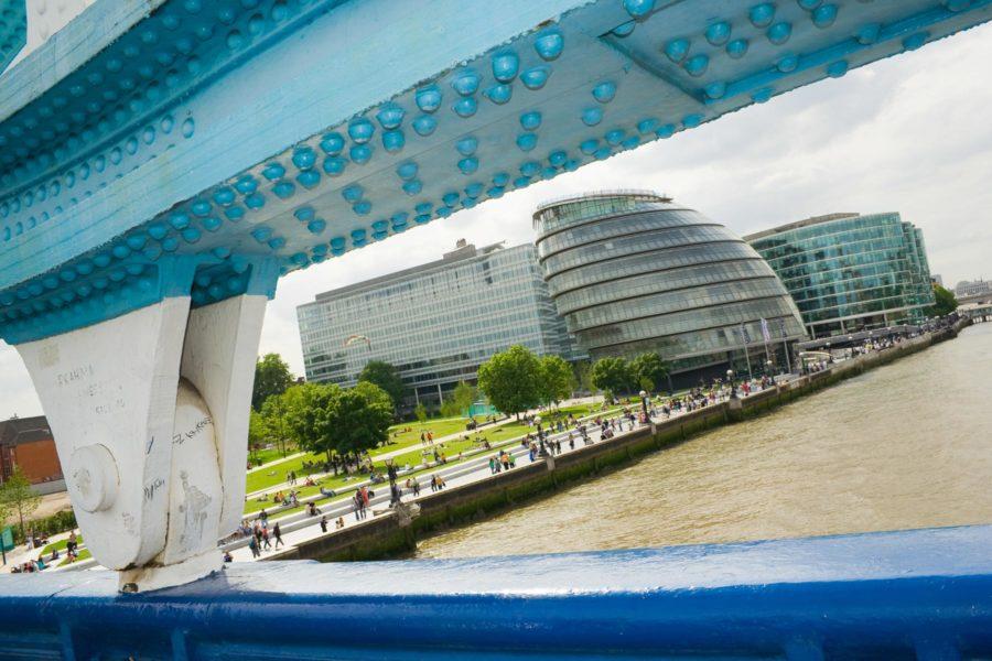 City Hall Tower Bridgeltä, Soutwark ©Milla Kontkanen