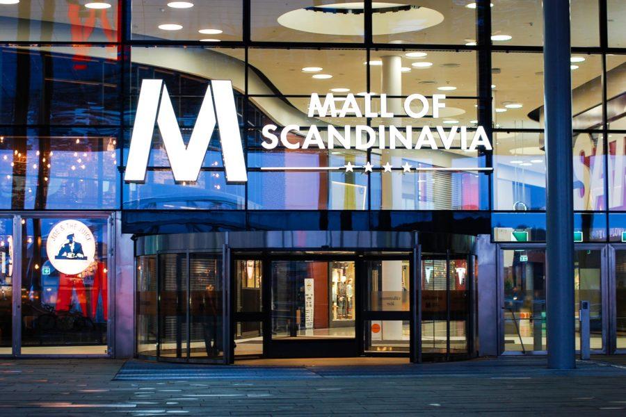 Mall of Scandinavia on tiettävästi pohjoismaiden suurin ostoskeskus. Kuva: ©Soile Vauhkonen