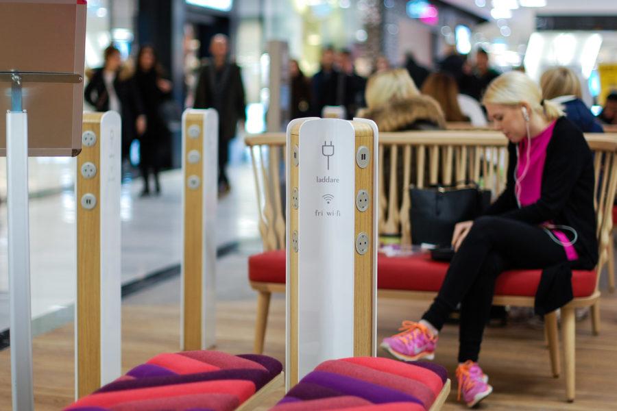 Lataamo Mall of Scandinaviassa. kuva: ©Soile Vauhkonen