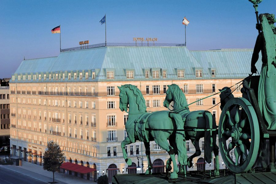 © Hotel Adlon Kempinski Berlin