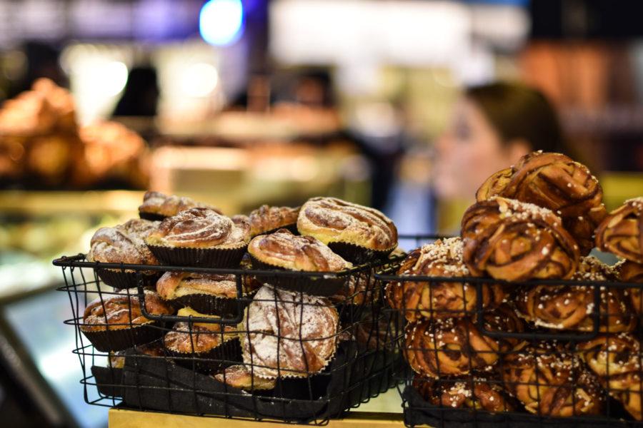 Pysähdy ostosten lomassa pullakahville eli Fikalle. Kuva: ©Soile Vauhkonen