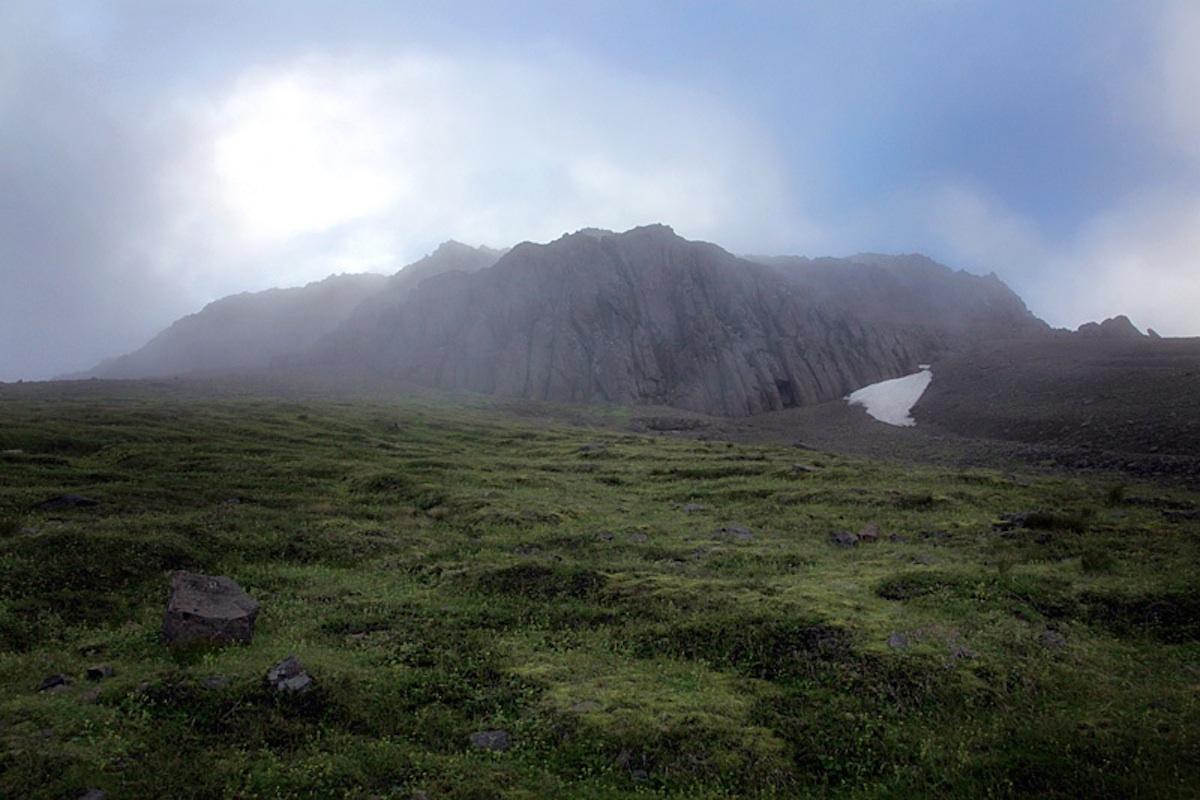 Islannin luonnossa samoilu ei maksa mitään. Kuva: Björgvin Hilmarsson