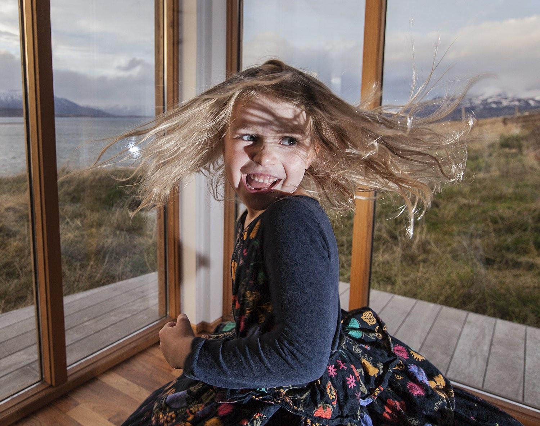 Islannin luonto inspiroi. Kuva: Björgvin Hilmarsson
