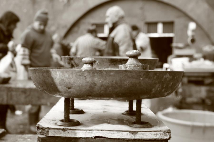 Vaakoja Catanian kalatorilla © Simona Salerno Flickr.com/photos/simona_ss/