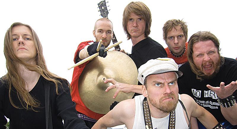 Circle. Kuva: tuska-festival.fi