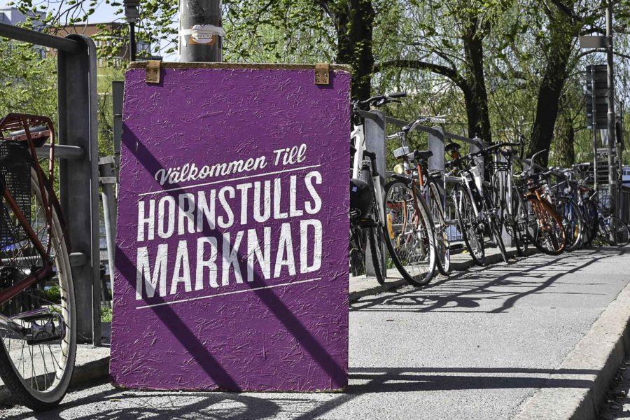 Tervetuloa Hornstullin markkinoille. Kuva: ©Soile Vauhkonen