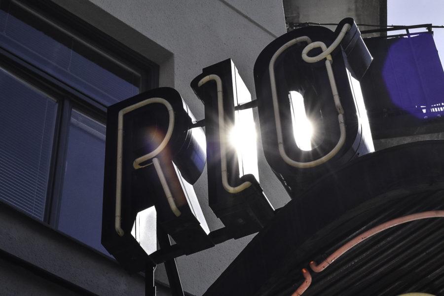 Bio Rio on kahvila ja elokuvateatteri Hornstullissa. Kuva: ©Soile Vauhkonen