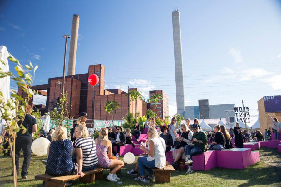 Flow Festival 2016 © tripsteri.fi / Tuulia Kolehmainen