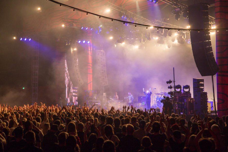 New Order Flow Festival 2016 © tripsteri.fi / Tuulia Kolehmainen