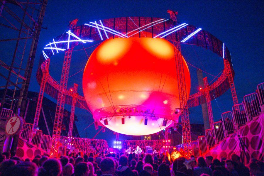 Dungen Flow Festival 2016 © tripsteri.fi / Tuulia Kolehmainen