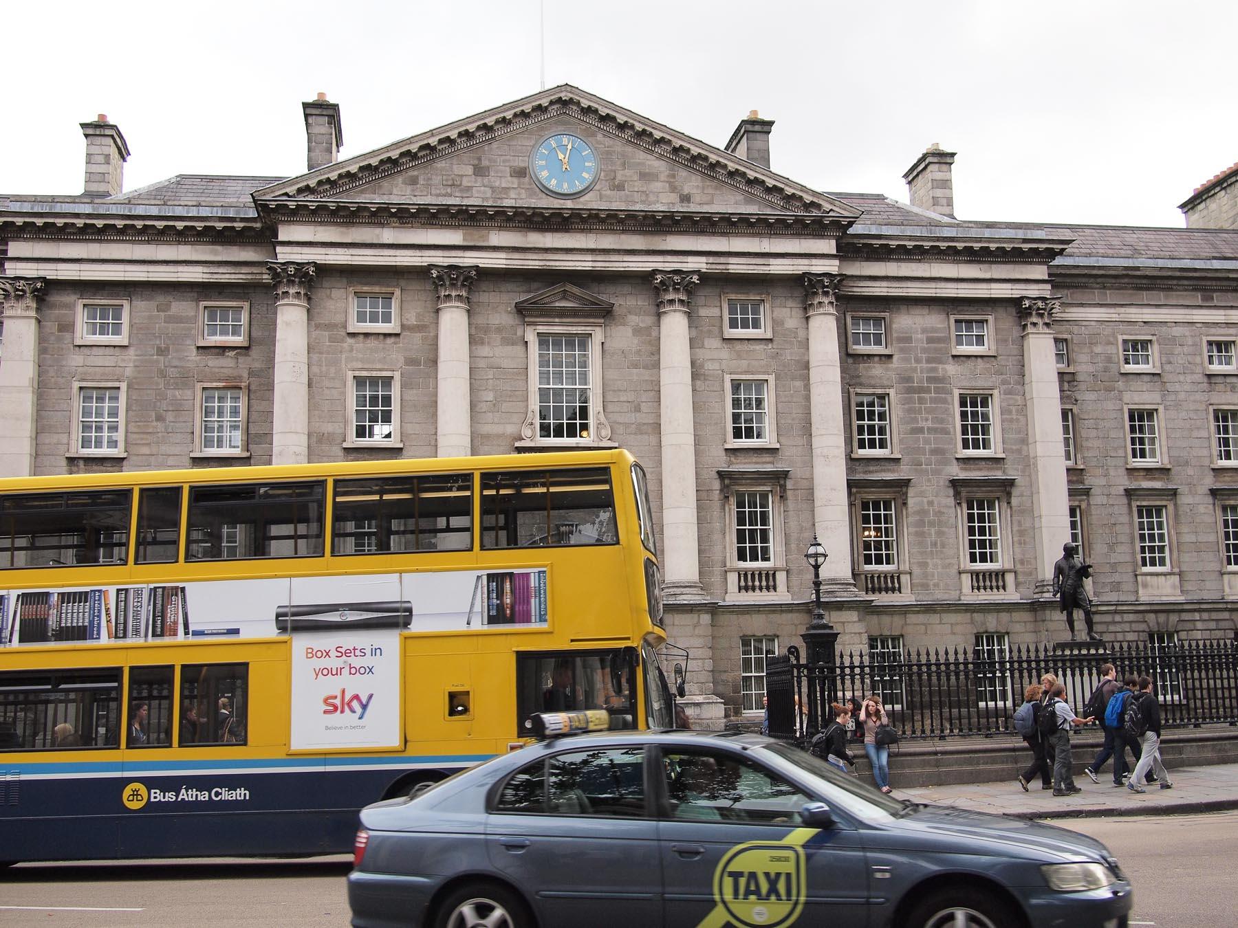 Dublinin Julkinen Liikenne