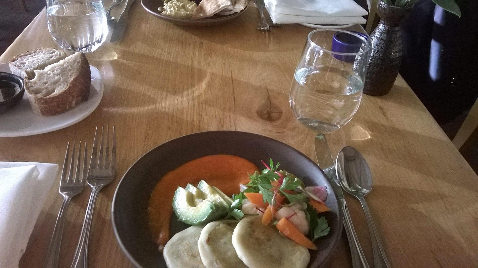 Greens Restaurant Marinassa. Kuva: Reetta Kemppi
