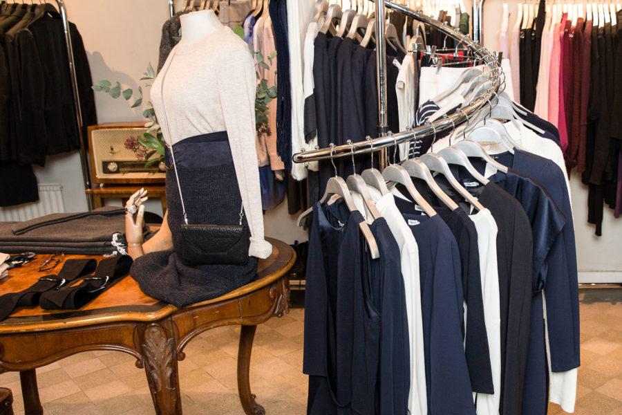 Pohjoismaista minimalismia edustava Filippa K on yksi Ruotsin rakastetuimmista vaatemerkeistä. Kuva: Filippa K Second Hand, www.filippaksecondhand.se
