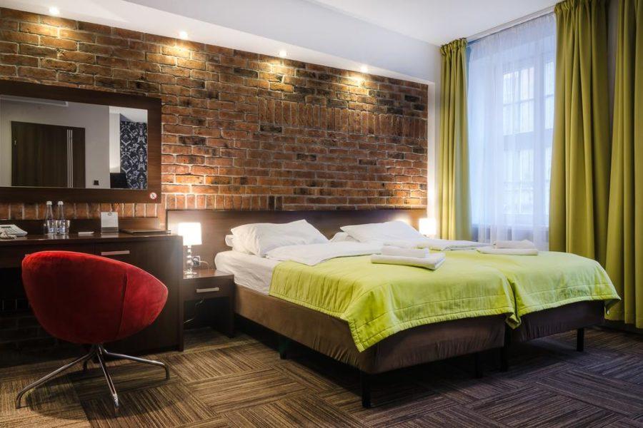Huone ©Artus Hotel