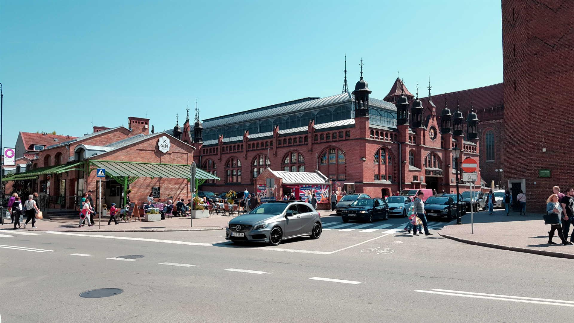 Gdanskin Julkinen Liikenne Ja Taksit Tripsteri