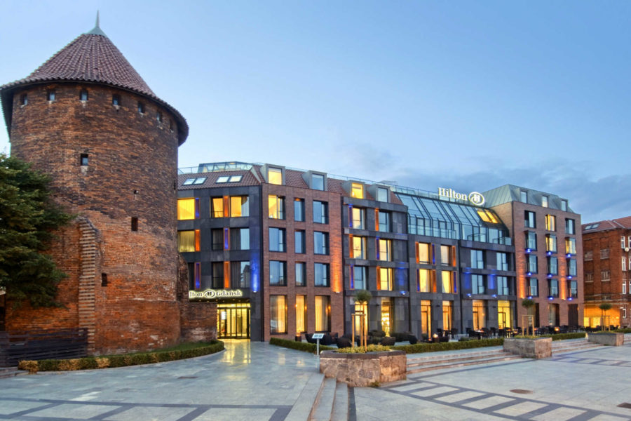 Hotel Hilton Gdańsk ©Hotel Hilton Gdańsk