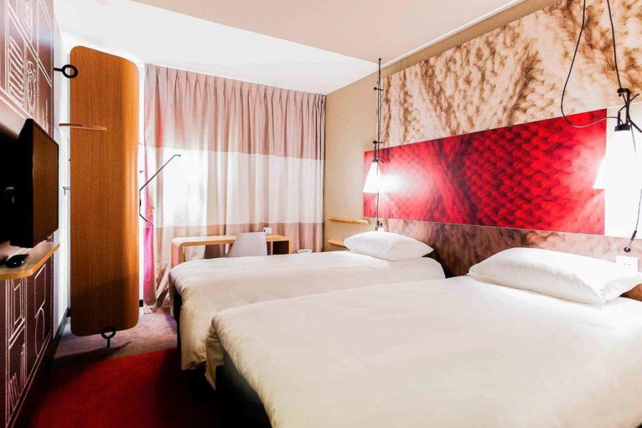 Ibis hotellihuone ©Hotel Ibis Gdansk