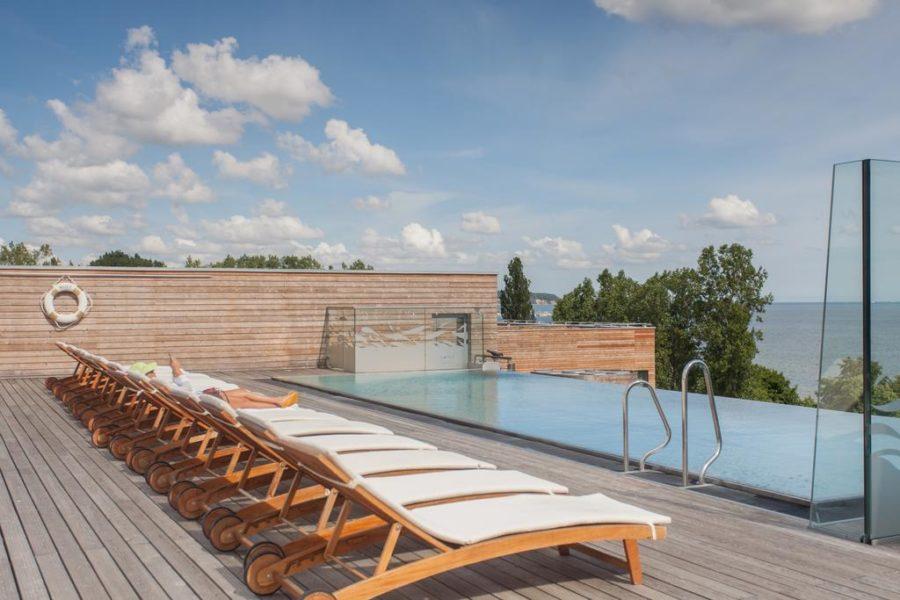 Infinity pool ©Sopot Marriott Resort & Spa
