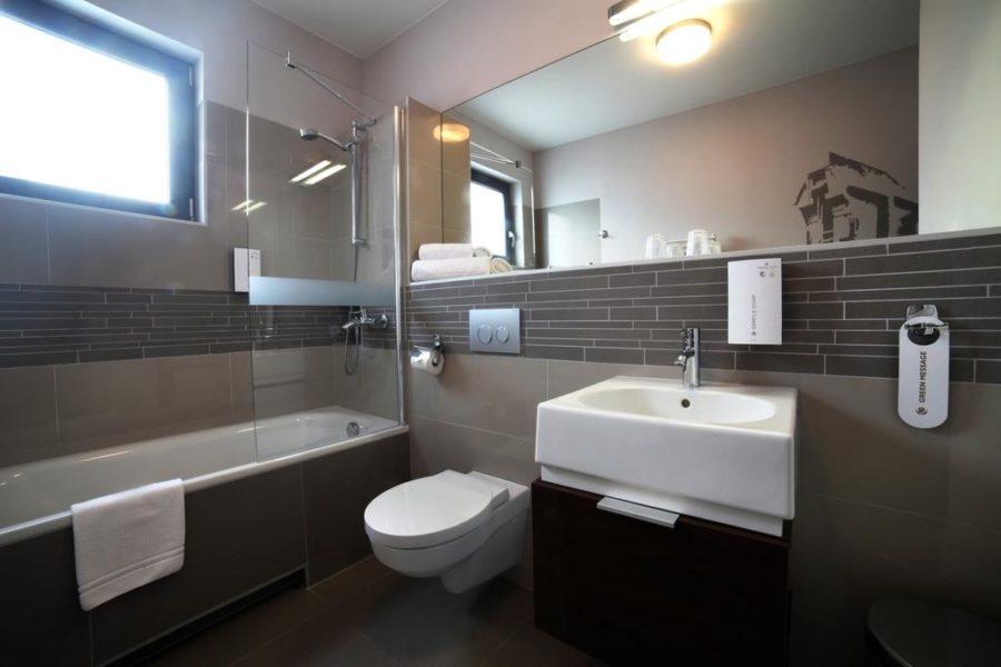 Kylpyhuone ©Golden Tulip residence