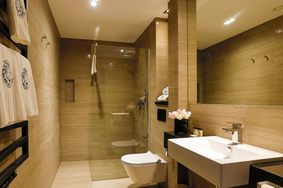 Medusan kylpyhuone ©Hotel Medusa