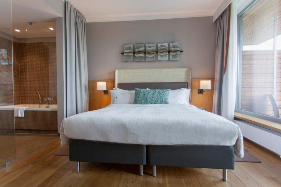 Makuuhuone ©Sopot Marriott Resort & Spa