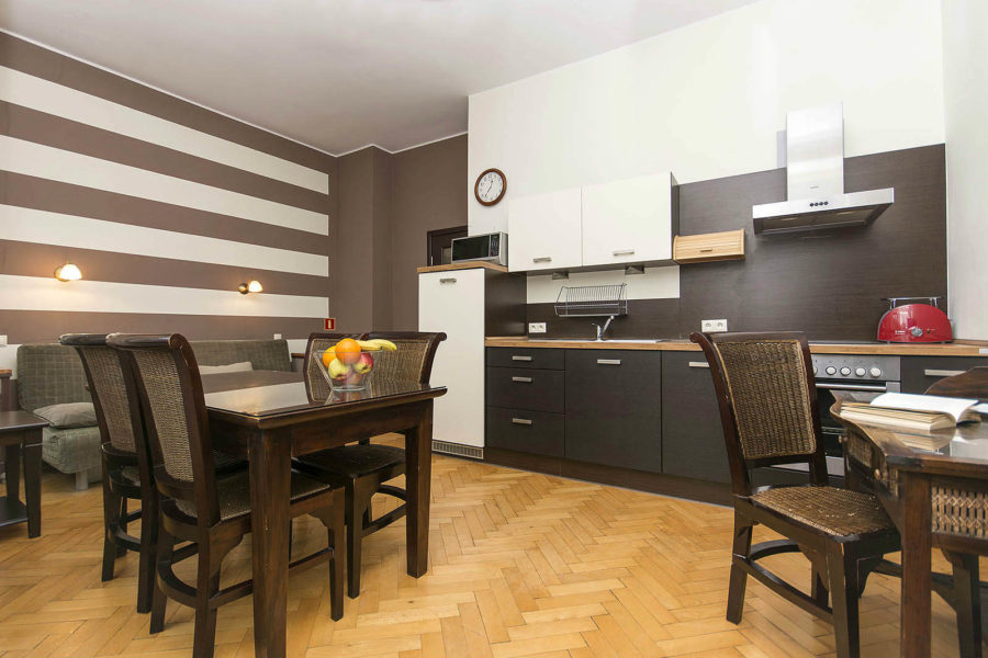 Św. Ducha V ©Patio Apartments