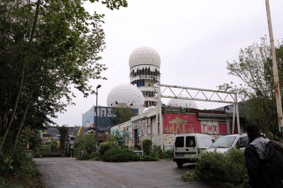 Teufelsberg, Berliini. Kuva: Erica Löfman