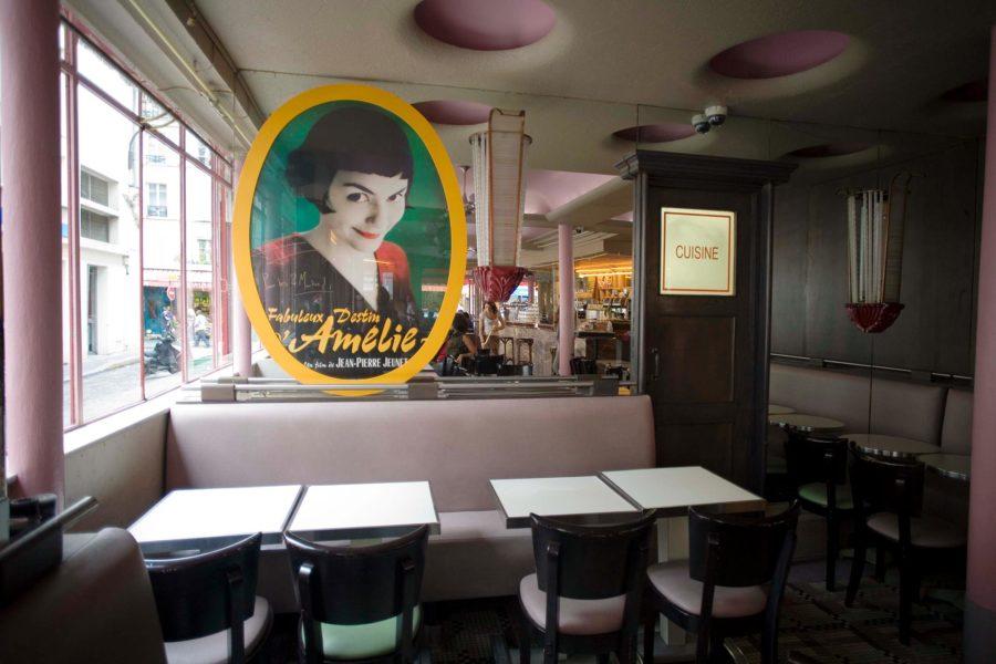 Cafe les Deux Moulins, kuva: Anuliina Savolainen