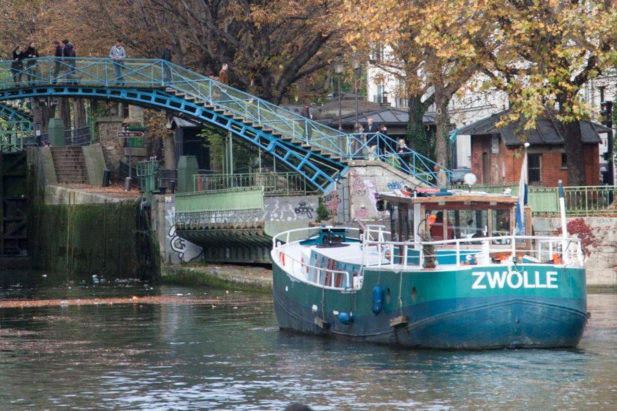 Canal Saint Martin, kuva: Anuliina Savolainen