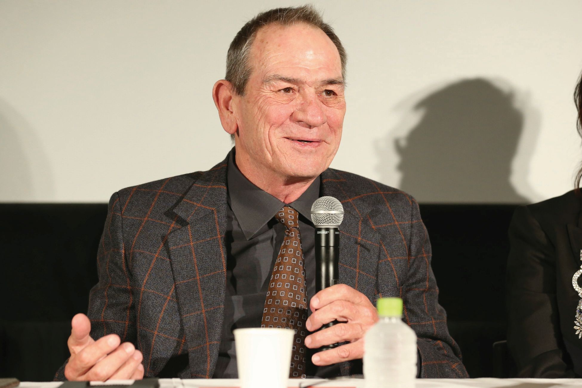 Tommy Lee Jones (c)2017 TIFF