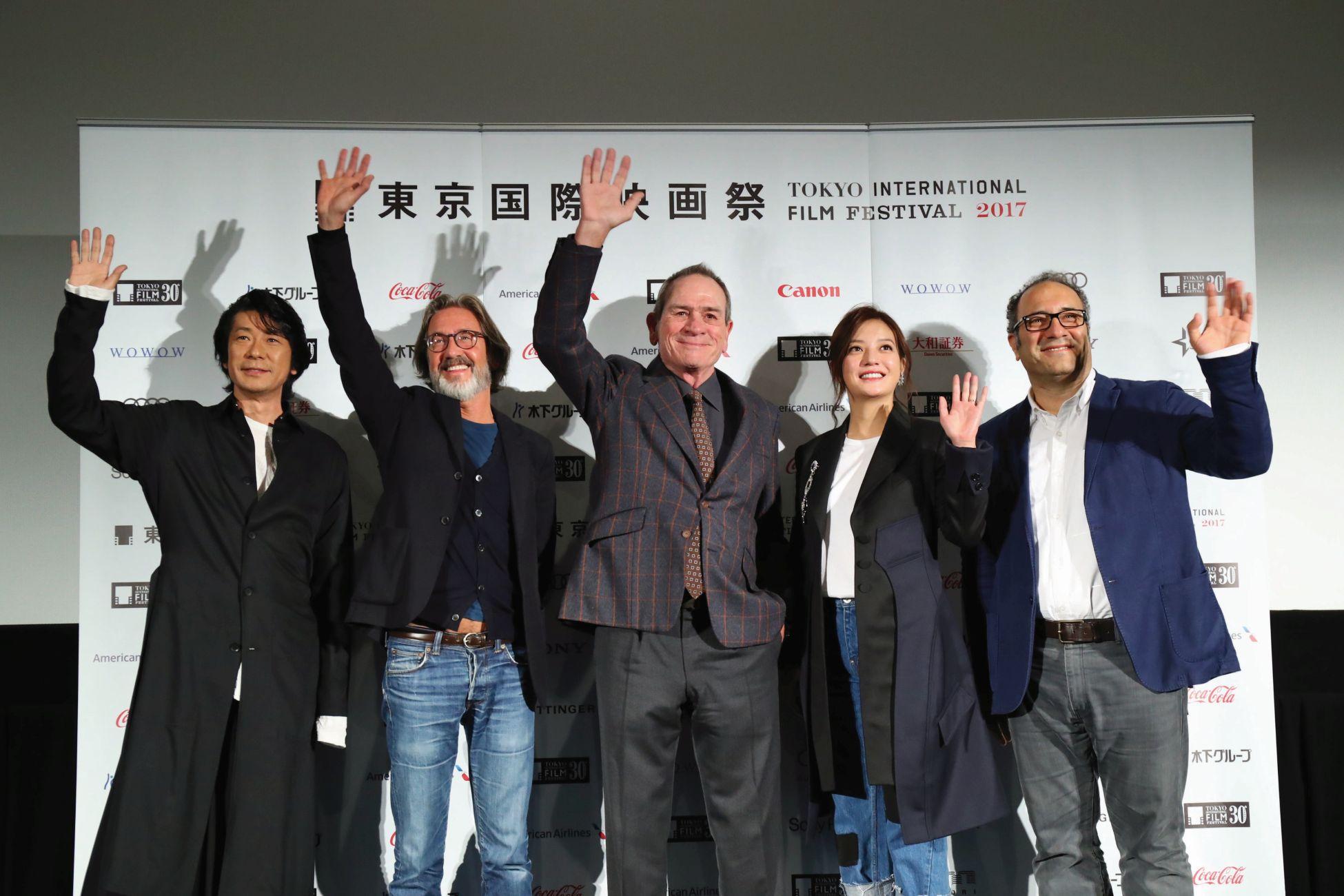 Tuomaristo / Competition (c)2017 TIFF