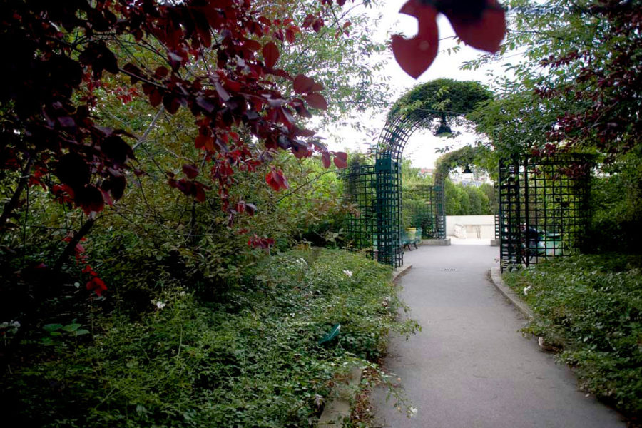 Promenade plantée, kuva: Anuliina Savolainen