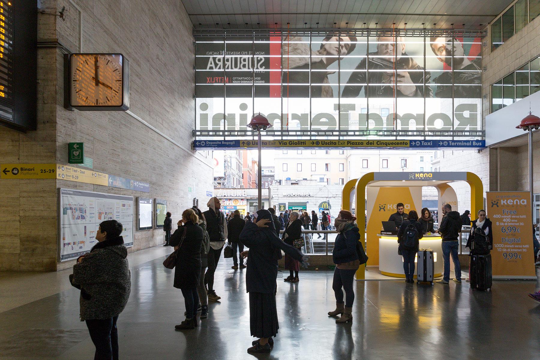 Stazione Termini © Tuulia Kolehmainen